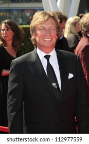 LOS ANGELES, CA - SEP 15: Nigel Lithgoe at the Academy Of Television Arts & Sciences 2012 Creative Arts Emmy Awards held at Nokia Theater L.A. LIVE on September 15, 2012 in Los Angeles, California