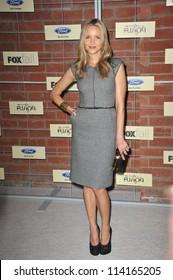 LOS ANGELES, CA - SEPTEMBER 10, 2012: Jordana Spiro at the Fox Fall Eco-Casino Party in Culver City.
