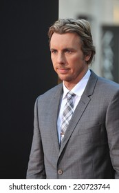 "LOS ANGELES, CA - SEPTEMBER 15, 2014: Dax Shepard at the Los Angeles premiere of his movie ""This Is Where I Leave You"" at the TCL Chinese Theatre, Hollywood."