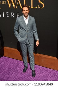 """LOS ANGELES, CA. September 16, 2018: Eli Roth at the premiere for """"The House With A Clock In Its Walls"""" at TCL Chinese Theatre.Picture: Paul Smith/Featureflash"""