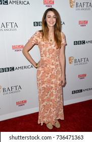 LOS ANGELES, CA - September 16, 2017: Madeline Zima at the BAFTA Los Angeles BBC America TV Tea Party 2017 at The Beverly Hilton Hotel
