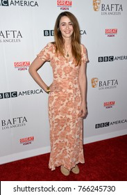 LOS ANGELES, CA. September 16, 2017: Madeline Zima at the BAFTA Los Angeles BBC America TV Tea Party 2017 at The Beverly Hilton Hotel, Beverly Hills