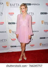 LOS ANGELES, CA. September 16, 2017: Vanessa Kirby at the BAFTA Los Angeles BBC America TV Tea Party 2017 at The Beverly Hilton Hotel, Beverly Hills