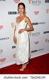 LOS ANGELES, CA. September 16, 2017: Angela Sarafyan at the BAFTA Los Angeles BBC America TV Tea Party 2017 at The Beverly Hilton Hotel, Beverly Hills