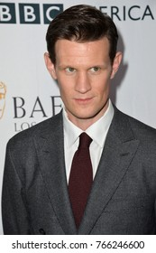 LOS ANGELES, CA. September 16, 2017: Matt Smith at the BAFTA Los Angeles BBC America TV Tea Party 2017 at The Beverly Hilton Hotel, Beverly Hills