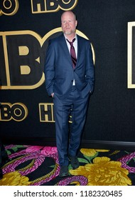 LOS ANGELES, CA. September 17, 2018: Joss Whedon at The HBO Emmy Party at the Pacific Design Centre.Picture: Paul Smith/Featureflash
