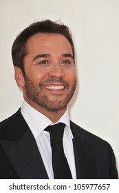 LOS ANGELES, CA - SEPTEMBER 18, 2011: Jeremy Piven at the 2011 Primetime Emmy Awards at the Nokia Theatre, L.A. Live. September 18, 2011  Los Angeles, CA