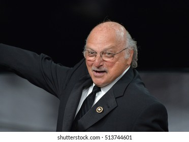 LOS ANGELES, CA. September 18, 2016: Actor Dennis Franz at the 68th Primetime Emmy Awards at the Microsoft Theatre L.A. Live.