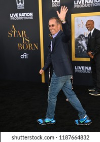 """LOS ANGELES, CA. September 24, 2018: Jerry Seinfeld at the Los Angeles premiere for """"A Star Is Born"""" at the Shrine Auditorium.Picture: Paul Smith/Featureflash"""