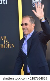 """LOS ANGELES, CA. September 24, 2018: Rafi Gavron at the Los Angeles premiere for """"A Star Is Born"""" at the Shrine Auditorium."""