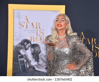 "LOS ANGELES, CA. September 24, 2018: Rafi Gavron at the Los Angeles premiere for ""A Star Is Born"" at the Shrine Auditorium."