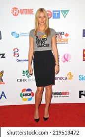LOS ANGELES, CA - SEPTEMBER 5, 2014: Gwyneth Paltrow at the 2014 Stand Up To Cancer Gala at the Dolby Theatre, Hollywood.