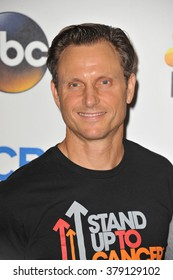 LOS ANGELES, CA - SEPTEMBER 5, 2014: Tony Goldwyn at the 2014 Stand Up To Cancer Gala at the Dolby Theatre, Hollywood.