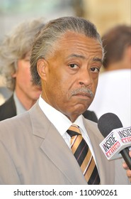 LOS ANGELES, CA - SEPTEMBER 8, 2009: Rev. Al Sharpton at the Get Schooled Conference and premiere of TV documentary at Paramount Studios, Hollywood.