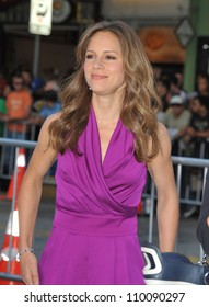 "LOS ANGELES, CA - SEPTEMBER 9, 2009: Producer Susan Downey - wife of Robert Downey Jr - at the Los Angeles premiere of her new movie ""Whiteout"" at Mann Village Theatre, Westwood."
