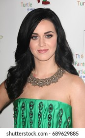 Los Angeles, CA, USA; December 4, 2012; Katy Perry arrives to 'A Celebration of Carole King and her Music' in Los Angeles, California.