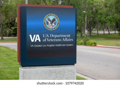 LOS ANGELES, CALIFORNIA - APRIL 20, 2018: The Office of Special Counsel is investigating the Department of Veterans Affairs management who allegedly went to great lengths to silence whistle blowers.