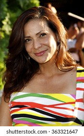 LOS ANGELES, CALIFORNIA - August 6, 2012. Constance Marie at the Los Angeles premiere of 'The Odd Life Of Timothy Green' held at the El Capitan Theater, Los Angeles.