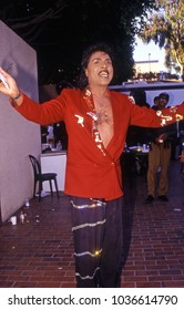 Los Angeles, California - exact date unknown; circa 1990: singer Little Richard posing at celebrity event