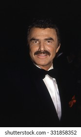 Los Angeles, California - exact date unknown - circa 1990 - Burt Reynolds attending a formal celebrity event