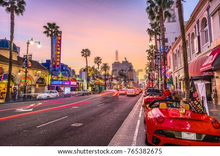 los angeles california march 1 2016 stock photo edit now 765382675