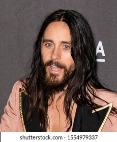 Los Angeles, California - November 02, 2019: Jared Leto arrives at the 2019 LACMA Art + Film Gala Presented By Gucci