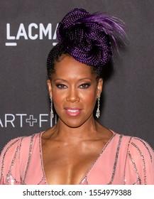 Los Angeles, California - November 02, 2019: Regina King arrives at the 2019 LACMA Art + Film Gala Presented By Gucci