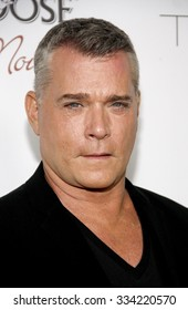 LOS ANGELES, CALIFORNIA - October 29, 2012. Ray Liotta at the Los Angeles premiere of 'The Details' held at the ArcLight Cinemas in Los Angeles.