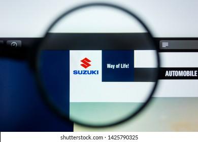 Suzuki Logo Images, Stock Photos & Vectors | Shutterstock