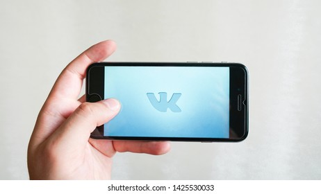 Vk Logo Images, Stock Photos & Vectors   Shutterstock