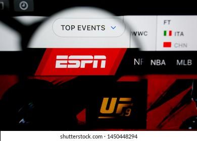 Espn Images, Stock Photos & Vectors | Shutterstock