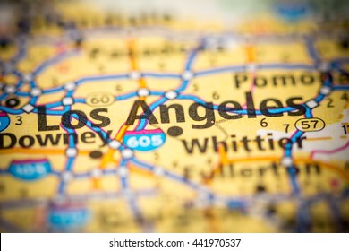 Los Angeles. California. USA
