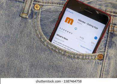 Mamba datování app