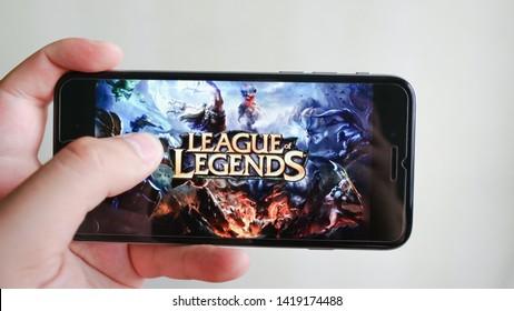 Imágenes, fotos de stock y vectores sobre Mobile Legends
