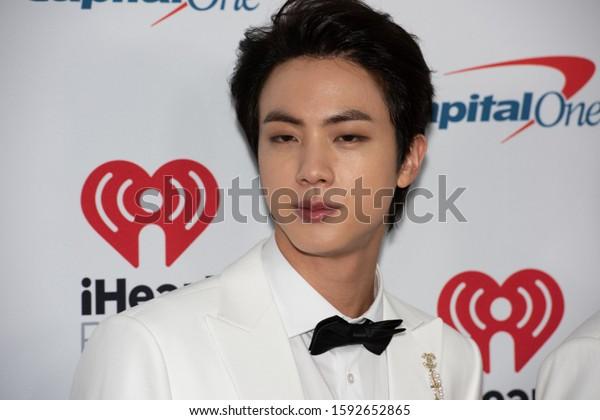 jin bts member
