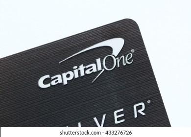 Capital one credit card us