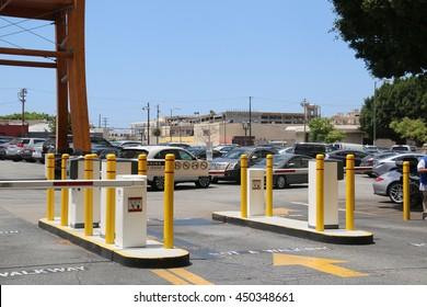 Parking Machine Images, Stock Photos & Vectors | Shutterstock
