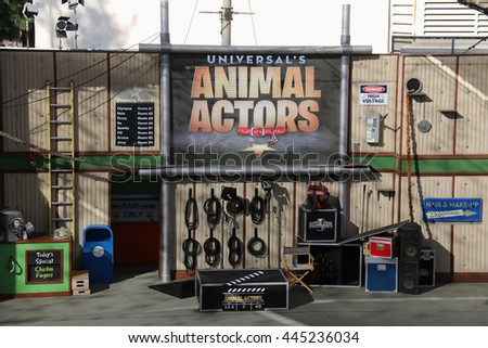 animal actors los angeles