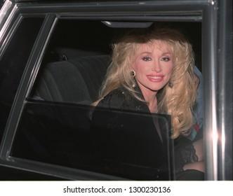 Los Angeles, California/US - circa 1990s: Dolly Parton