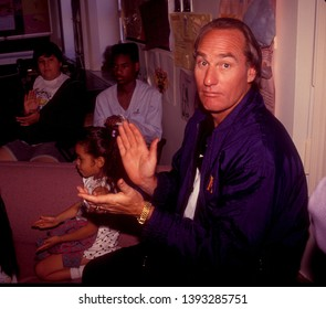 LOS ANGELES - circa 1991: Actor Craig T. Nelson attends a meeting at Children's Hospital.