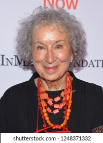 LOS ANGELES - DEC 03:  Margaret Atwood arrives to the 4th Annual 'Make Equality Reality' Gala  on December 3, 2018 in Hollywood, CA