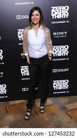 "LOS ANGELES - DEC 09:  Finola Hughes arrives to the ""Zero Dark Thirty"" LA Premiere  on December 09, 2012 in Hollywood, CA"