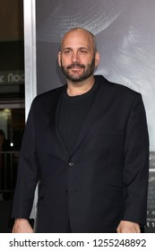 """LOS ANGELES - DEC 10:  Aaron L Gilbert at the """"The Mule"""" World Premiere at the Village Theater on December 10, 2018 in Westwood, CA"""
