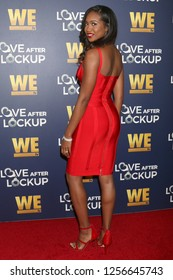 LOS ANGELES - DEC 11:  Bayleigh Dayton at the WE tv's Real Love:  Relationship Reality at the Paley Center for Media on December 11, 2018 in Beverly Hills, CA