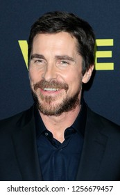 "LOS ANGELES - DEC 11:  Christian Bale at the ""Vice"" Prmiere at the Samuel Goldwyn Theater on December 11, 2018 in Beverly Hills, CA"