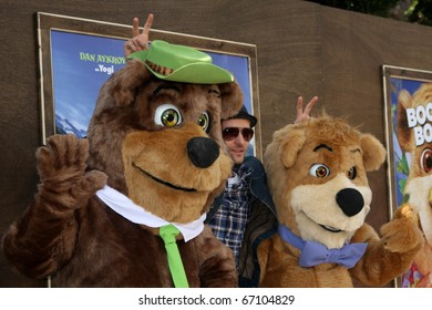 Similar Images Stock Photos Vectors Of Los Angeles Dec 11 Yogi Bear Booboo Arrives At The Yogi Bear 3 D Premiere At The Village Theater On December 11 2010 In Westwood Ca 67105075 Shutterstock
