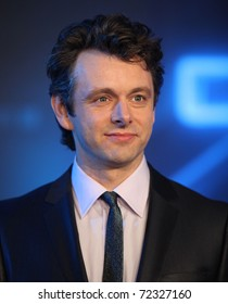 LOS ANGELES - DEC 11:  Michael Sheen arrives to the 'Tron: Legacy' World Premiere  on December 11, 2010 in Hollywood, CA