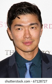 LOS ANGELES - DEC 12:  Rick Yune arrives at the 2010 Hollywood Style Awards at Billy Wilder Theater at the Hammer Museum on December 12, 2010 in Westwood, CA.