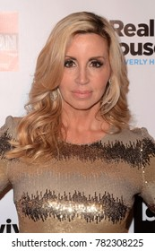 """LOS ANGELES - DEC 15:  Camille Grammer at the """"Real Housewives of Beverly Hills"""" Season 8 Premiere Party at the Doheny Room on December 15, 2017 in West Hollywood, CA"""