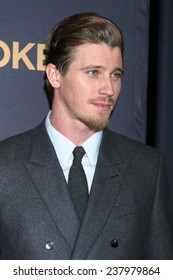 """LOS ANGELES - DEC 15:  Garrett Hedlund at the """"Unbroken"""" - Los Angeles Premiere at the Dolby Theater on December 15, 2014 in Los Angeles, CA"""